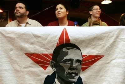 Red Star and Obama, just right
