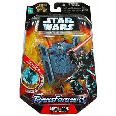 Packaged Vader
